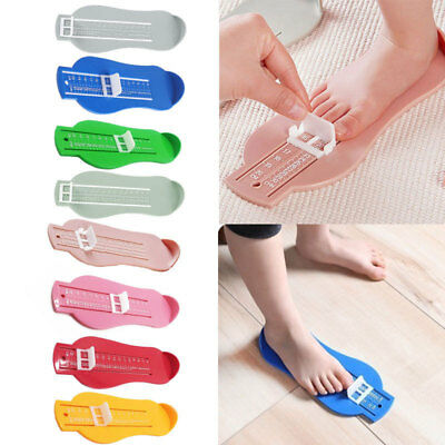 Foot Measuring Length Gauge-Shoes Fitting Device Accurate Measure for Child Baby