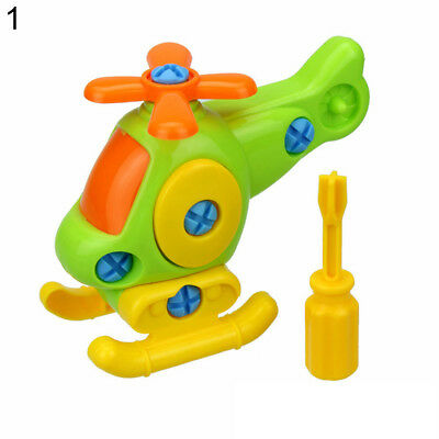 Kids Baby Early Learning Disassembly Assembly Puzzle Educational Toys Kind