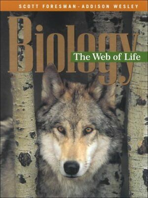 Biology the web of life student edition exlib by addison wesley biology web of life student edition by addison wesley hardcover brand new fandeluxe Images
