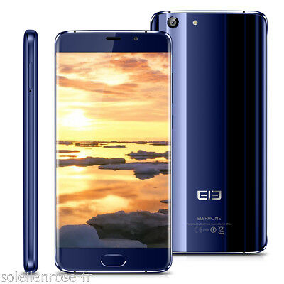 """5.5"""" Elephone S7 4G Android 7.0 64G E-touch 2.0 3000mAh 2SIM Helio X20 Deca Core"""