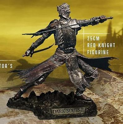 Dark Souls 3 Red Knight statue figure from collectors edition collector's III