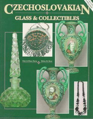 Czechoslovakian Glass & Collectibles (Bk.1)