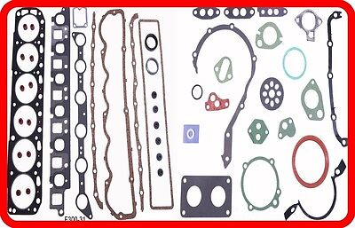 Full Engine Overhaul Gasket Set for 1968-1987 Ford 4.9L L6 F Series Truck