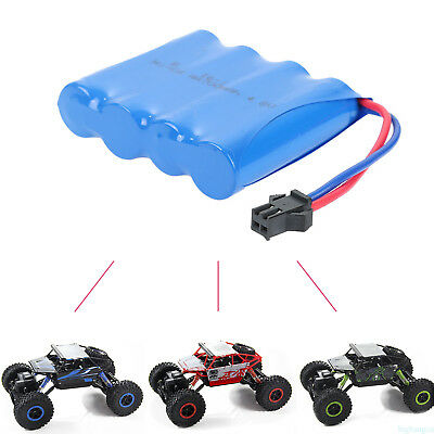 4.8V 700mAh Nickel cadmium battery pack AA Battery for Remote Control Car Device
