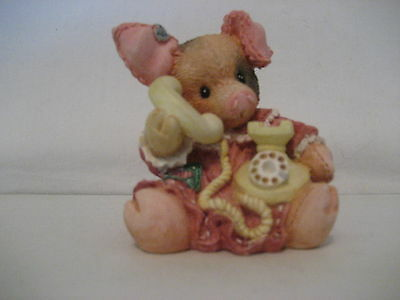 "Enesco 1994-TLP-""Sow Are Things With You?"" Reg.No. 410TLP059"