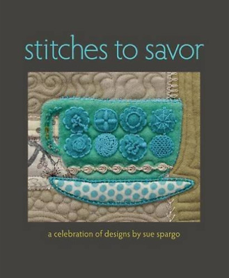 Stitches To Savor  BOOK NEU