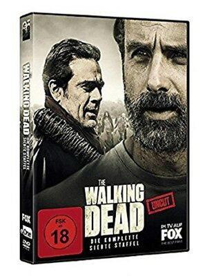 The Walking Dead Staffel 7 NEU OVP 6 DVDs Vorbestellung