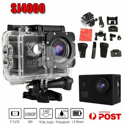 SJ4000 1080P Sports DV Action Camera Full HD Waterproof Camcorder New CN