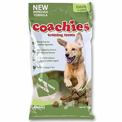 Coachies Natural Dog Training Treats Chicken 75g
