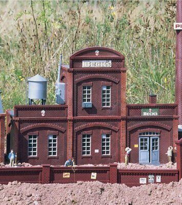 Piko G Scale Brewery Main Building Kit | Ships In 1 Business Day | Bn | 62014