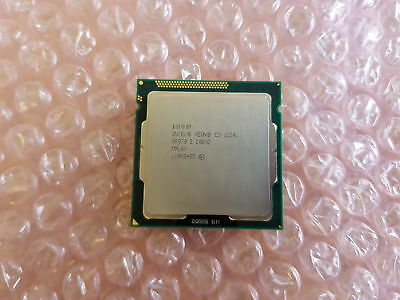Intel Xeon E3-1220L 2.2GHz (3.4Ghz) Dual Core CPU Processor LGA1155 SR070 20W