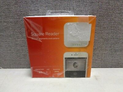 Square A-SKU-0113 Contactless and Chip Reader White