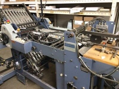 B19 Stahl Folder with Right Angle - Pile feed
