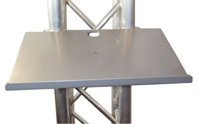 "12-1/2""x17"" Angle Truss Shelf with Truss Clamps. Fits Global Truss F33/F34 290mm"