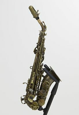 "Schagerl "" James Morrison"" Superior Curved Soprano Sax"