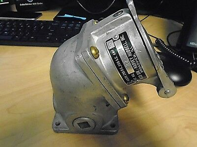 Ralco Div. Hubbell Female Outlet Recept. Volts 250 DC, 600 AC 30AMP Cat.# 321FM