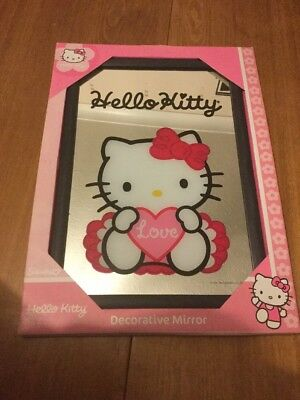 Hello Kitty Wall Mirror Brand New Decorative Mirror Collectable