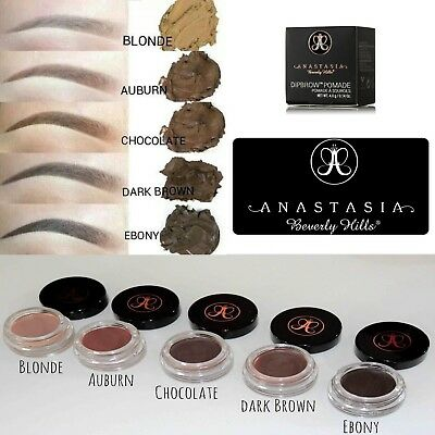 NEW Anastasia Beverly Hills Dip brow Pomade Make Up Dip Brow Pomade with Box UK