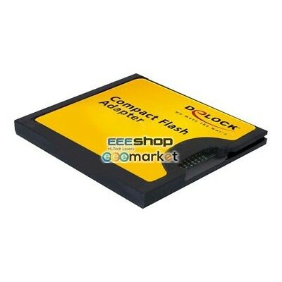 Delock 61795 interface cards/adapter Compact Flash Adapter - Micro SD - Co 61795