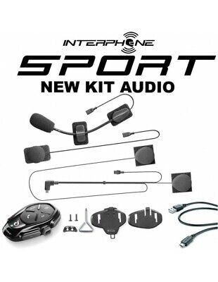 XIT Interphone SPORT singolo versione Bulk