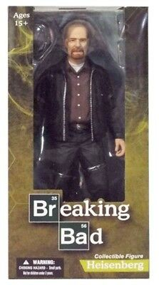 """Breaking Bad, Walter White as Heisenberg in New Outfit 12"""" Collectible Figure"""