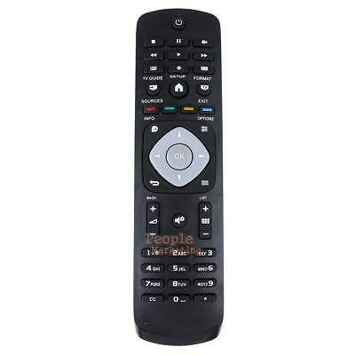 P4PM Smart Universal Remote Control Replacement for Philips 3D HDTV LCD LED TV