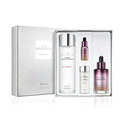 MISSHA Time Revolution Best Seller Special Set 4items