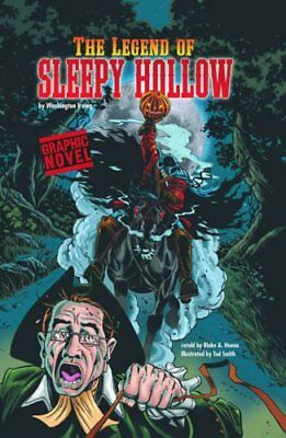 The Legend of Sleepy Hollow (Graphic Revolve) by Irving, Washington Paperback
