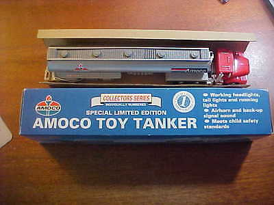 Amoco Toy Tanker, First of a Series, 1994, New in Original Box