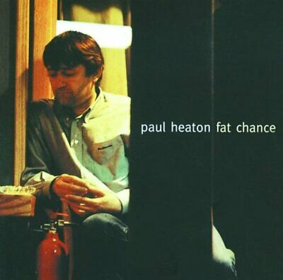 Paul Heaton - Fat Chance - Paul Heaton CD A4VG The Cheap Fast Free Post The