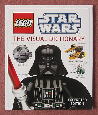 DK Lego star wars The visual dictionary, 48 pages