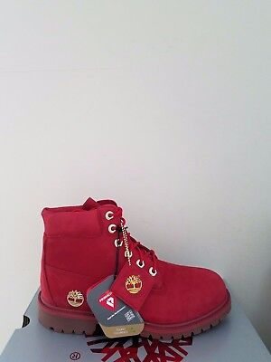 TIMBERLAND KIDS 6 INCH Premium Limited Release Boots NIB