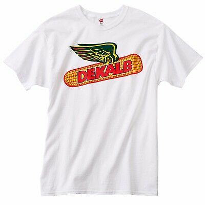 NEW DEKALB FLYING CORN  T-SHIRT (XL) Free Shipping!