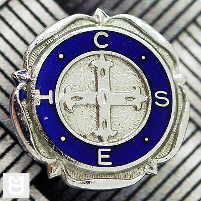CEHS or HSCE Pin Badge