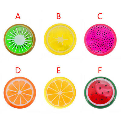 Educational Children Fruit Crystal Clay Putty Jelly Slime Plasticine Mud Kid Toy