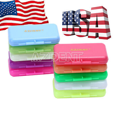 USPS AZDENT OrthoWax Straw/Orange/Apple/Mint/Grape/Lemon Brace Gum Irritation