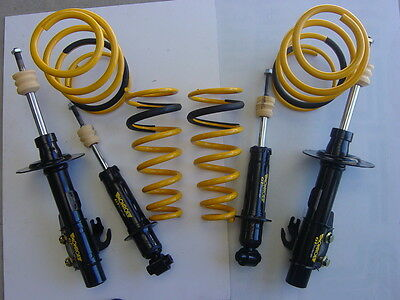 KING SPRINGS MONROE SHOCK Lowered Suspension Package to suit Commodore VE Wagon