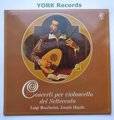 GSGC 14145 - 18th CENTURY CELLO CONCERTOS - Boccherini / Haydn - Ex LP Record