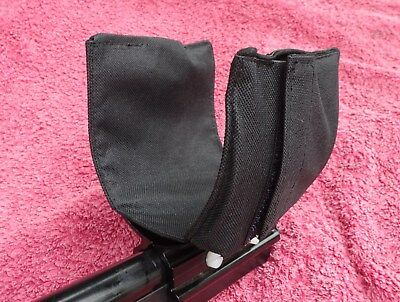 Armcup Cover-Black Cordura-For Use With Minelab Metal Detector