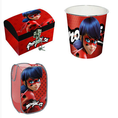 Miraculous Ladybug Bedroom Accessories