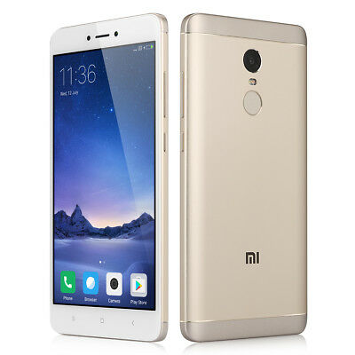 5.5''Xiaomi Redmi Note 4X 4G DecaCore 4+64GB MIUI8 13MP 4100mAh téléphone Global