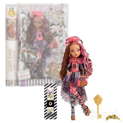 New Ever After High Spring Unsprung Cedar Wood Doll Fashion Mattel Official