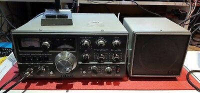 kenwood ts 520s with speaker and power Mike in good working order