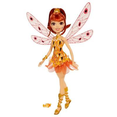 Mia And Me Yuko Fairy Fashion Doll Poseable Wings Collectible Girls Toy