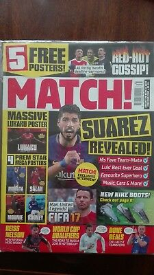 Match weekly