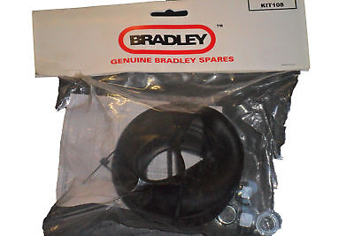 Genuine BRADLEY Bellows for HU9/10/12/14 & 8HE for 3500kg Eye Couplings (KIT108)