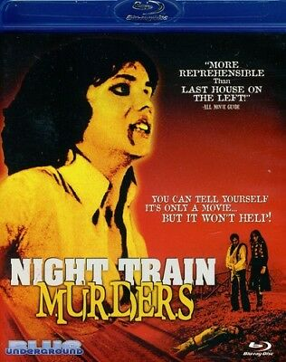 Night Train Murders [New Blu-ray] Dolby, Subtitled, Widescreen