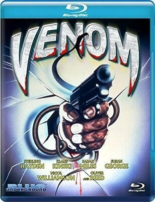 Venom [New Blu-ray]