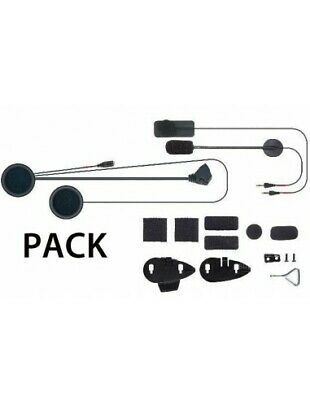 RXUS F3MC F4MC F5MC Audio Kit Cellularline Interphone headsets and dual micropho