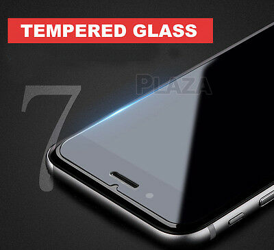 2 X Premium Tempered Glass Screen Protector Film for  Apple iPhone X XS 8 7 Plus